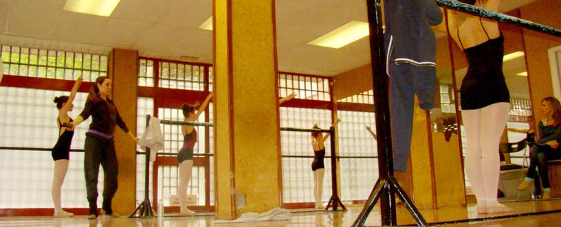 La Escuela - Escuela de Danza Eva Garcés