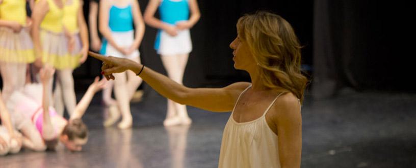 Docentes - Escuela de Danza Eva Garcés